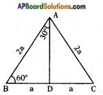 AP SSC 10th Class Maths Solutions Chapter 11 Trigonometry InText Questions 13