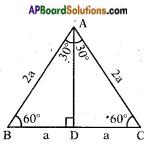 AP SSC 10th Class Maths Solutions Chapter 11 Trigonometry InText Questions 15