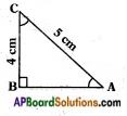 AP SSC 10th Class Maths Solutions Chapter 11 Trigonometry InText Questions 8