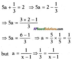 AP SSC 10th Class Maths Solutions Chapter 4 Pair of Linear Equations in Two Variables Ex 4.3 2