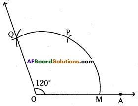 AP Board 6th Class Maths Solutions Chapter 10 Practical Geometry Ex 10.4 2
