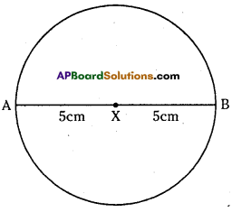 AP Board 6th Class Maths Solutions Chapter 10 Practical Geometry Unit Exercise 1