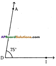 AP Board 6th Class Maths Solutions Chapter 10 Practical Geometry Unit Exercise 3