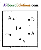 AP Board 6th Class Maths Solutions Chapter 8 Basic Geometric Concepts Ex 8.1 2