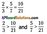 AP Board 7th Class Maths Notes Chapter 2 Fractions, Decimals and Rational numbers 4