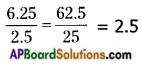 AP Board 7th Class Maths Notes Chapter 2 Fractions, Decimals and Rational numbers 5