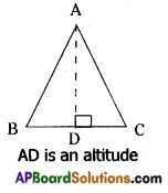 AP Board 7th Class Maths Notes Chapter 5 Triangle and Its Properties 10