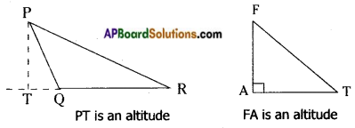 AP Board 7th Class Maths Notes Chapter 5 Triangle and Its Properties 11