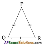 AP Board 7th Class Maths Notes Chapter 5 Triangle and Its Properties 1