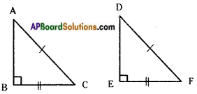 AP Board 7th Class Maths Notes Chapter 8 Congruency of Triangles 5