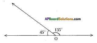 AP Board 7th Class Maths Solutions Chapter 4 Lines and Angles Ex 5 2