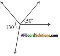 AP Board 7th Class Maths Solutions Chapter 4 Lines and Angles Ex 5 5