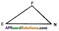 AP Board 7th Class Maths Solutions Chapter 8 Congruency of Triangles Ex 4 6