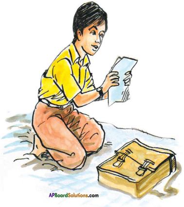 AP Board 9th Class Hindi Solutions Chapter 6 बेटी के नाम पत्र 1