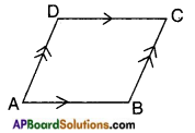 AP Board 9th Class Maths Notes Chapter 8 Quadrilaterals 2