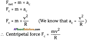 AP Board 9th Class Physical Science Important Questions Chapter 8 Gravitation 11