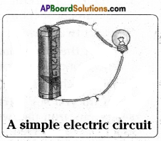 AP Board 6th Class Science Solutions Chapter 10 Basic Electric Circuits 1