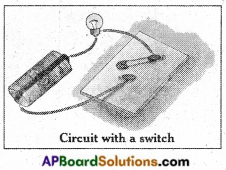 AP Board 6th Class Science Solutions Chapter 10 Basic Electric Circuits 10