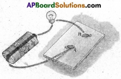 AP Board 6th Class Science Solutions Chapter 10 Basic Electric Circuits 12