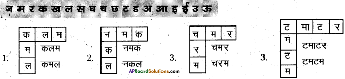 AP Board 6th Class Hindi Solutions Chapter 3 ऊँट चला 28