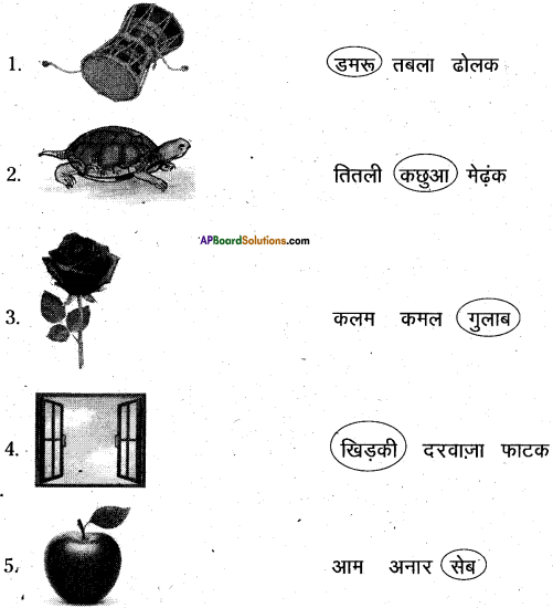 AP Board 6th Class Hindi Solutions Chapter 3 ऊँट चला 34