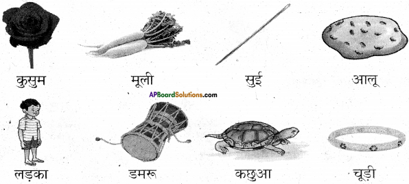 AP Board 6th Class Hindi Solutions Chapter 3 ऊँट चला 8