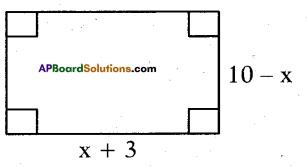 AP 10th Class Maths Bits Chapter 3 Polynomials Bits 5