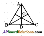AP 10th Class Maths Bits Chapter 7 Coordinate Geometry with Answers 5