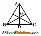 AP 10th Class Maths Bits Chapter 7 Coordinate Geometry with Answers 6