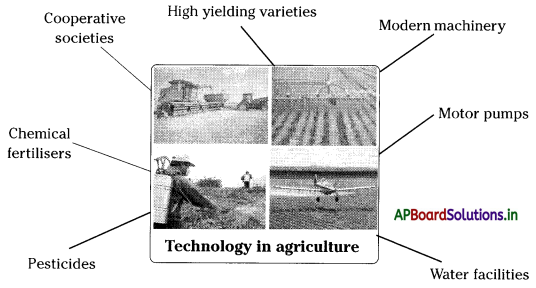 AP Board 8th Class Social Studies Notes Chapter 8 Impact of Technology on Livelihoods 1