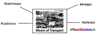 AP Board 7th Class Social Studies Notes Chapter 10 Importance of Transport System 1