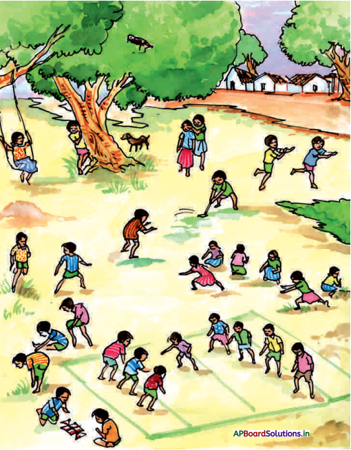 AP Board 7th Class Telugu Solutions Chapter 16 బాల్య క్రీడలు 1