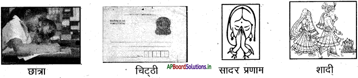 AP 7th Class Hindi Important Questions Chapter 6 छुट्टी पत्र 1